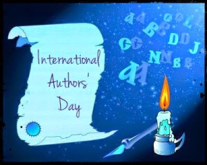 internatioal authors day